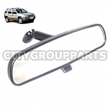 GENUINE FORD MAVERICK MK2 MODELS FROM 2001 TO 2003 INTERIOR REAR VIEW MIRROR